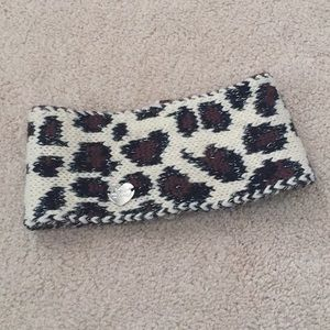 Betsey Johnson Knit Headband